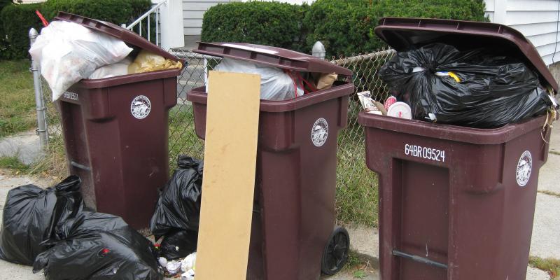 Odzysk odpadów opakowaniowych - czy to konieczność?