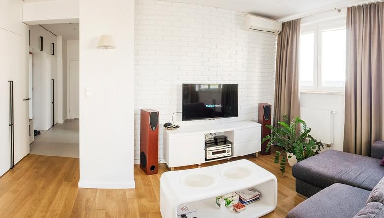 kolor ścian w mieszkaniu